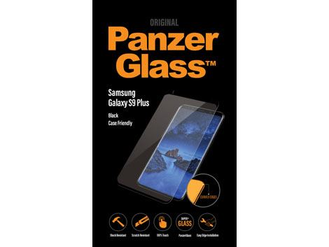 PanzerGlass Samsung Galaxy S9 Plus - Case Friendly