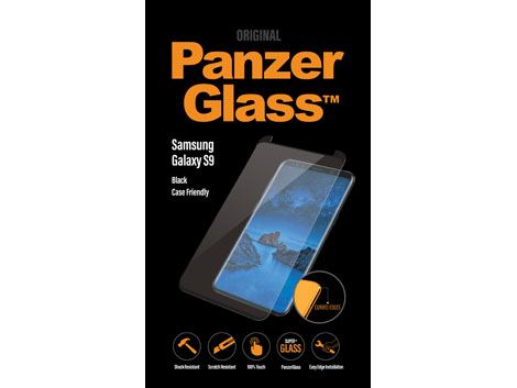 PanzerGlass Samsung Galaxy S9 - Case Friendly