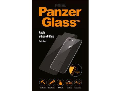 PanzerGlass Apple iPhone 8 Plus - Backside - SUPER+ Glass