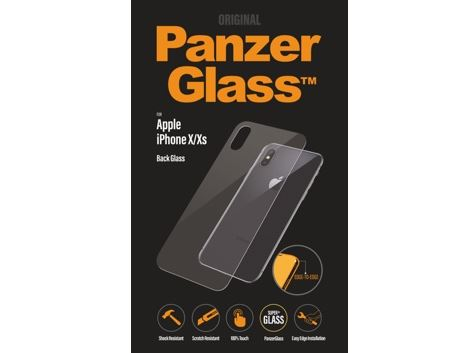 PanzerGlass Apple iPhone X / Xs - Backside - SUPER+ Glass