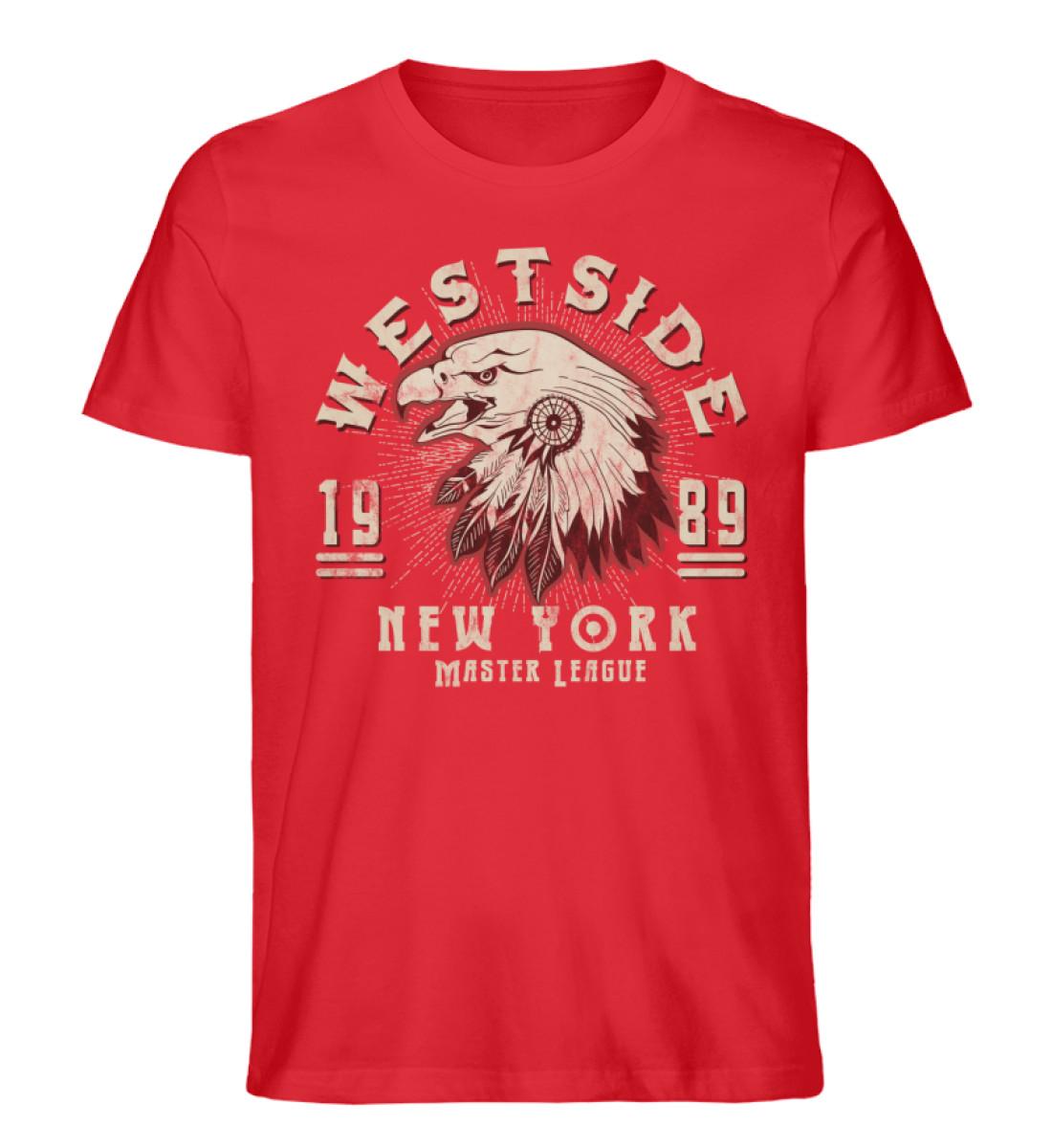 Westside New York - Men Premium Organic Shirt-6882