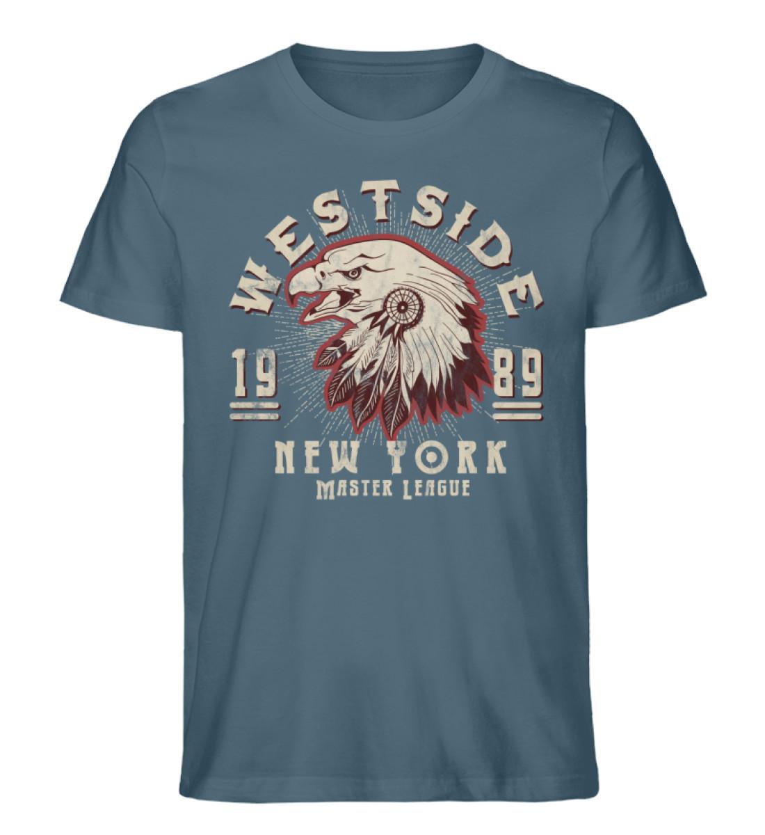 Westside New York - Men Premium Organic Shirt-6895