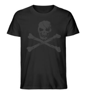 Jolly Roger - Men Premium Organic Shirt-16