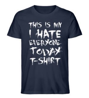 This is my Hate.. - Men Premium Organic Shirt-6887