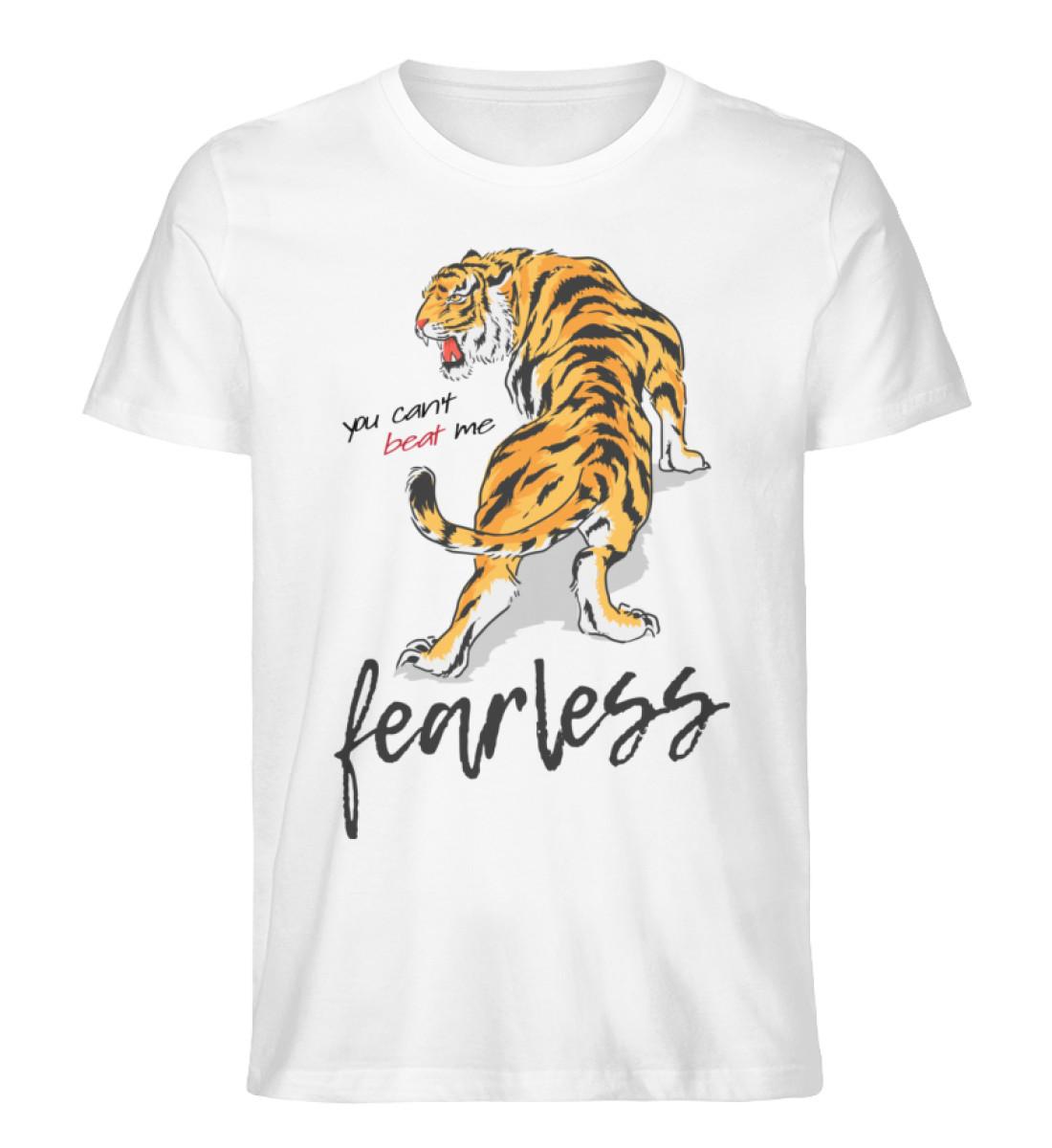 Fearless - Men Premium Organic Shirt-3